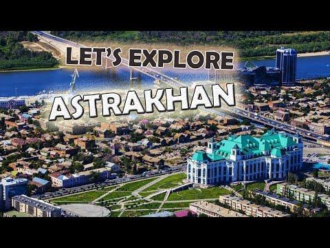 Where the Volga Ends: Astrakhan Oblast