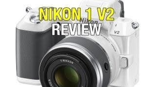 nikon 1 V2 Digital Camera Review