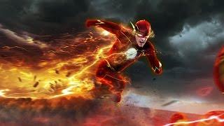 Все костюмы Flash'a
