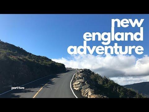 New England Motorcycle Tour: Mount Washington Auto Road.