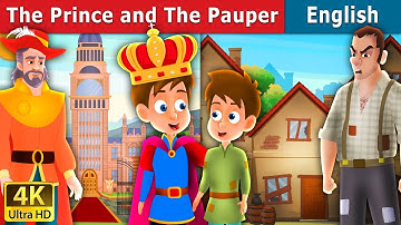 The Prince and The Pauper Story in English   Stories for Teenagers   English Fairy Tales