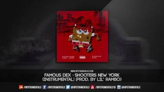 Famous Dex - Shooters New York [Instrumental] (Prod. By Lil' Rambo) + DL via @Hipstrumentals