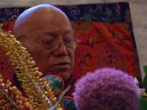 Choje Lama Namse Rinpoche