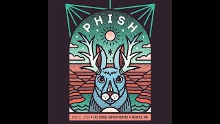 Phish: Live from The Gorge 7/21/2018 Set II