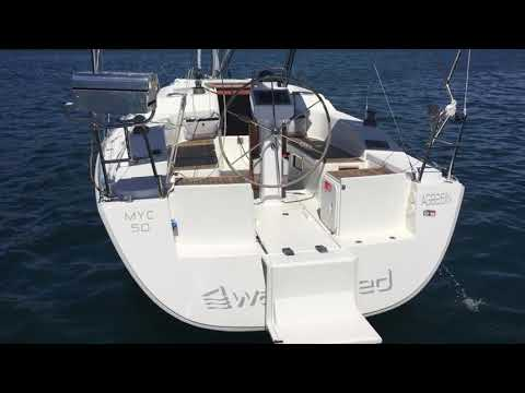 HANSE 320 'WATERSHED' exclusively for sale with YOTI