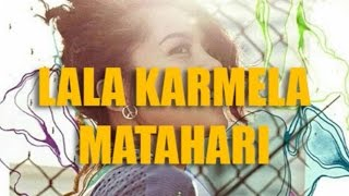 Gambar cover Lala Karmela - Matahari [Video Lirik]