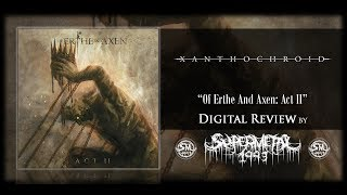 Album Review: Xanthochroid - Of Erthe And Axen: Act 2