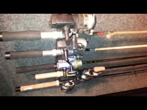 Inno If6 Dh Fishing Rod Rack For Up To Five Fishing Rods