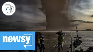 🔴 Philippines Volcano | Rewrite News in Simple for Learning English