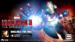 Iron Man 3 - The Official Game - Launch Trailer
