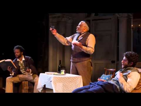 'The Whipping Man' at George Street Playhouse (Slideshow Video)