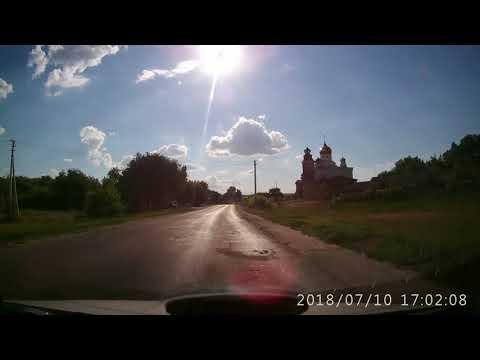 Новохопёрск-Калач-Богучар-М4 Тарасовский 2018