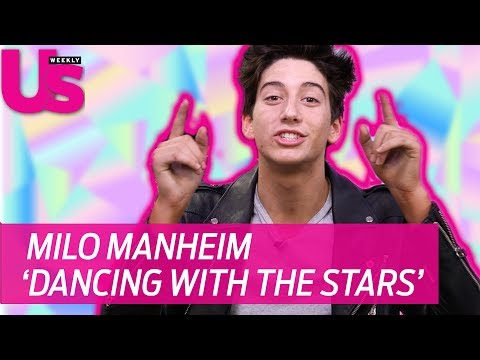 Milo Manheim 'Dancing with the Stars'