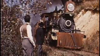 The Great Locomotive Chase: The Texas