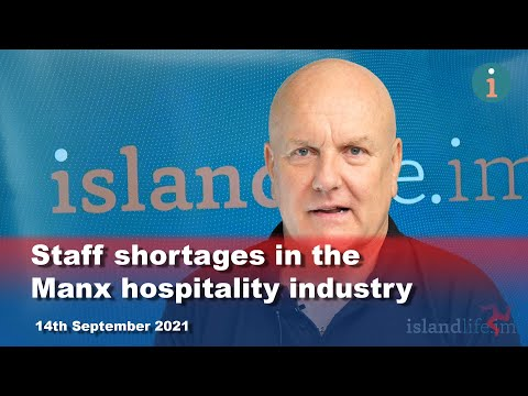 Staff shortages in the Manx hospitality industry