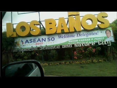 ### ROAD TRIP 0.1  ###  (LOS BANOS , LAGUNA)