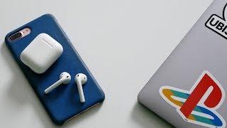 Apple AirPods опыт эксплуатации