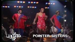 Pointer Sisters - Take my Heart, take my Soul 1981