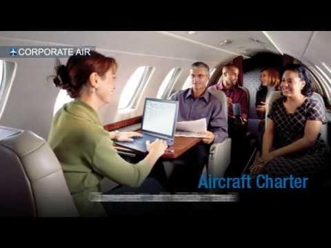 Air Charter - Corporate Air
