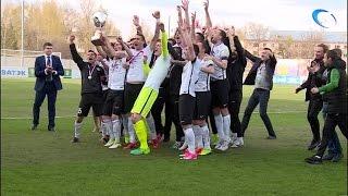 Футбольный клуб «Тосно» вышел в Премьер-Лигу