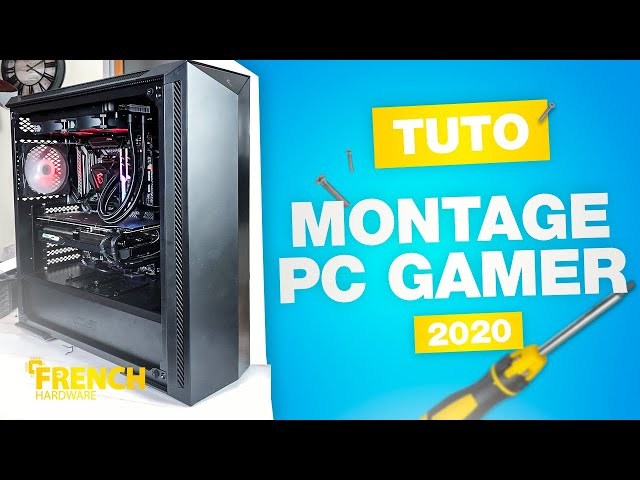 COMMENT MONTER SON PC GAMER EN 2020 !