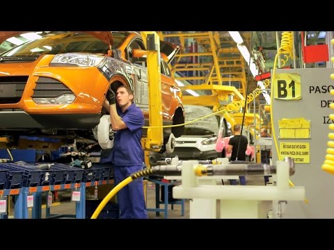 Ford Valencia Plant (Mondeo, S-Max, Galaxy, Kuga)