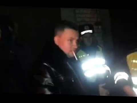 На Хмельниччині затримали п'яного прокурора - рекетира?