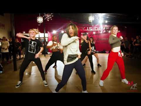 Salt N Pepa - Push It   Choreography with Janelle Ginestra & Will Da Beast