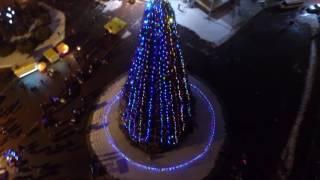 Елка Бобруйск 2016(Городская ёлка на площади в Бобруйске., 2016-12-27T17:57:31.000Z)