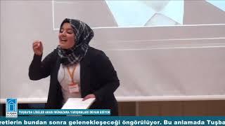 TUŞBA'DA LİSELER ARASI MÜNAZARA YARIŞMALARI DEVAM EDİYOR