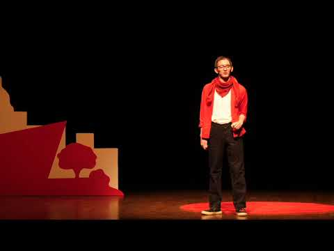 Being Positive: A Glance At HIV In 21st Century America | Johnathan Thurston | TEDxMSU