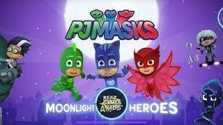 Pj Masks: Moonlight Heroes  Super Levels Gameplay #2! By Entertainment One