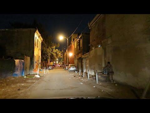 PHILADELPHIA'S MOST DANGEROUS AREAS AT NIGHT