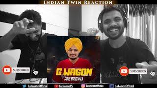 Indian Twin Reaction   G Wagon   Sidhu Moosewala Ft Gurlez Akhtar   Deep Jandu
