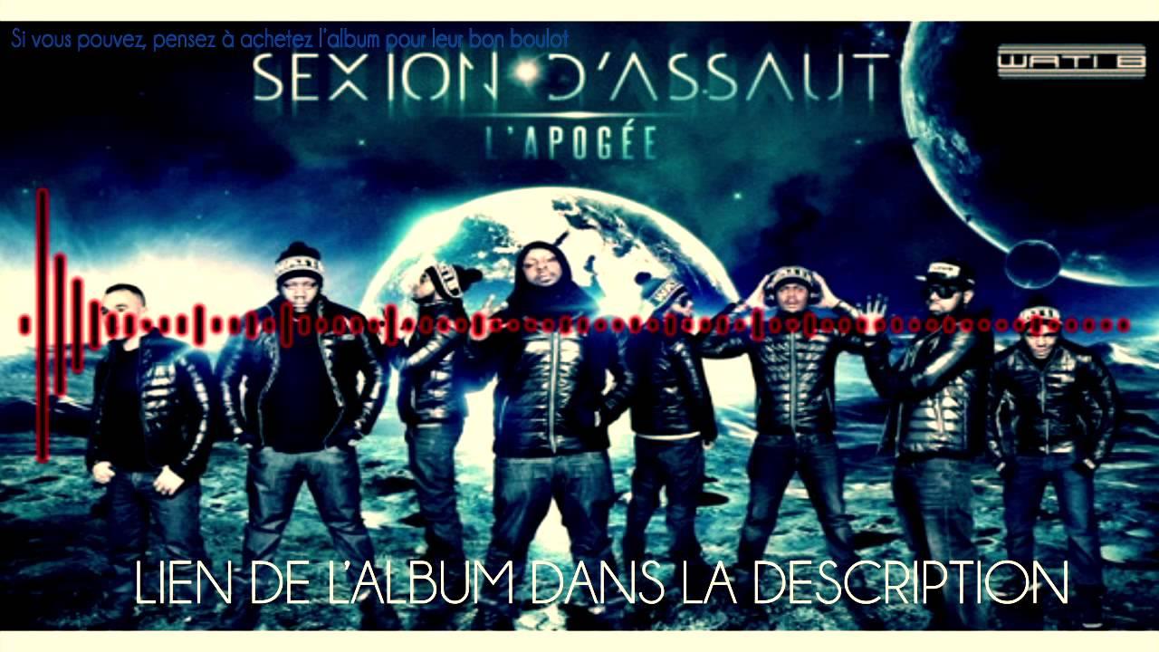 lalbum lapogée sexion dassaut gratuit