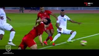 المغربي يوسف العربي يفوز بجائزة (الهدّاف) منصور مفتاح في موسم 2017/2016