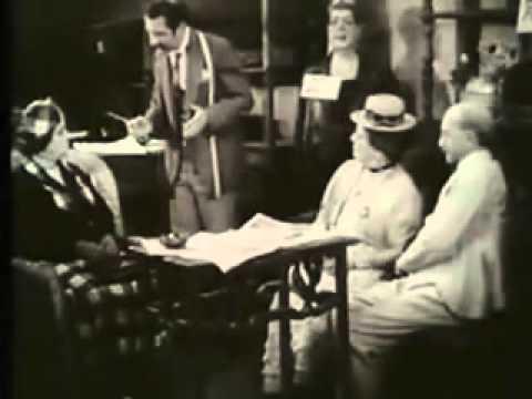 A Canção de Lisboa [1933] - Filme Português com Vasco Santana