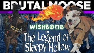 Wishbone: The Legend of Sleepy Hollow - VHS Review - brutalmoose