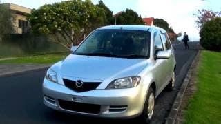 Mazda Demio 2003, 52k, 1.3L, Auto