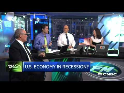 Asher Edelman - We are in a recession ...