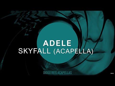 Adele - Skyfall (Acapella - Studio Quality DIY)
