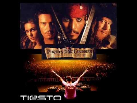 DJ Tiesto - Pirates of the Caribbean!!
