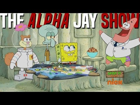 THANK YOU, PATRICK! THANK YOU! | Patrick! The Game | SpongeBob | The Alpha Jay Show