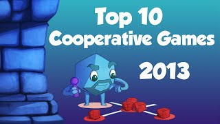 Top 10 Cooperative Board Games