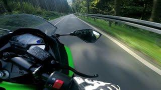 Kawasaki Ninja 300 - Am I In Heaven?! RT #6