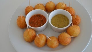 Finger Food - Simple Cheese Balls