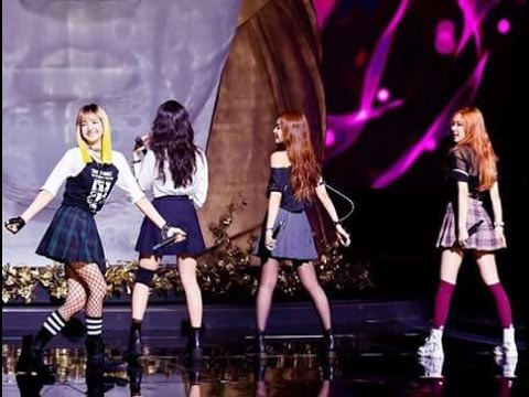 Blackpink dances to iKON's RHYTHM TA