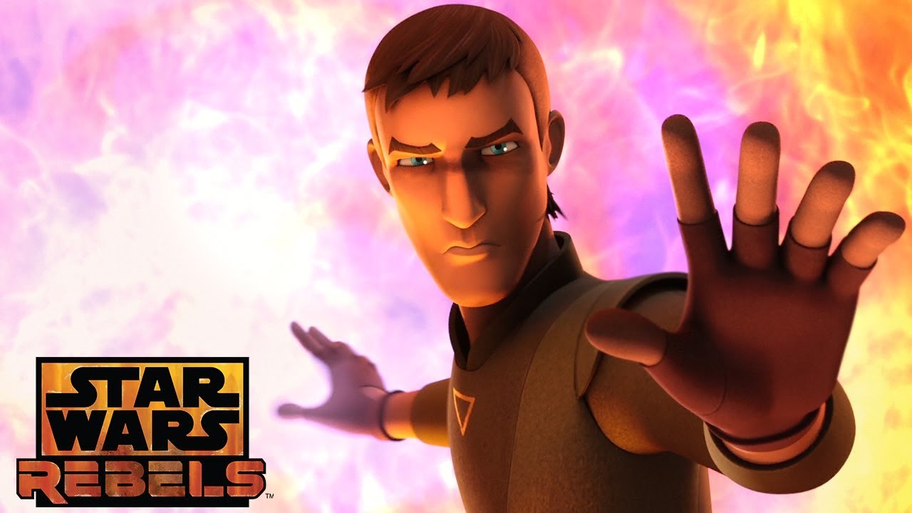 Image result for star wars rebels jedi knight