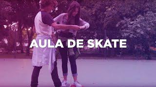 Aula de Skate - Letticia
