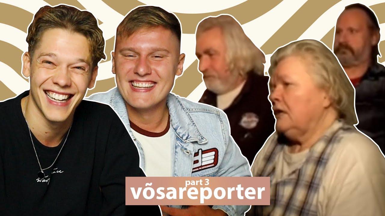 VÕSAREPORTER: VÄÄTSA VANURID
